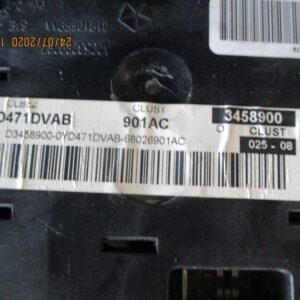 Dodge Caliber 2000 Diesel Quadro strumenti 0YD471DVAB