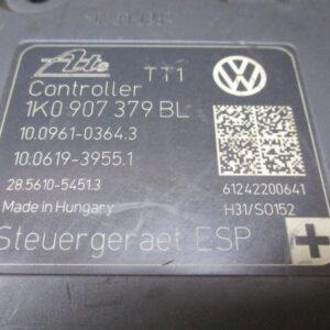 Volkswagen Golf 6 Abs  1K0907379 BL , 1K0614517DP