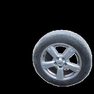 Toyota Rav4 3° serie anno dal 2006 al 2013 Cerchi in lega disco 17
