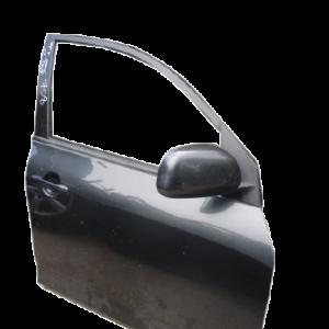 Toyota Rav4 3° serie anno dal 2006 al 2013 Porta sportello portiera anteriore destra grigia