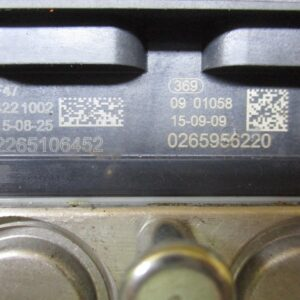 Opel Karl 1.0 B Abs 2265106452 , 0265956220 , 42341112 , 269698 OPEL KARL B10XE