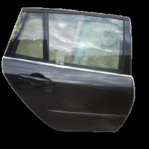 Renault Laguna Station Wagon anno dal 2007 al 2015 Porta posteriore destra sw nera