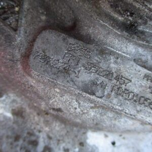 Fiat Freemont 2000 Diesel Turbina 55221457 707274-1