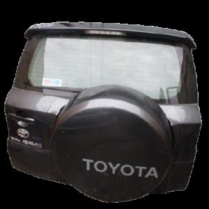 Toyota Rav4 3° serie anno dal 2006 al 2013 Portellone posteriore con ruota di scorta