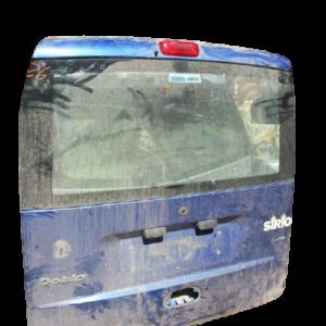 Fiat Doblò dal 2005 al 2011 portellone posteriore
