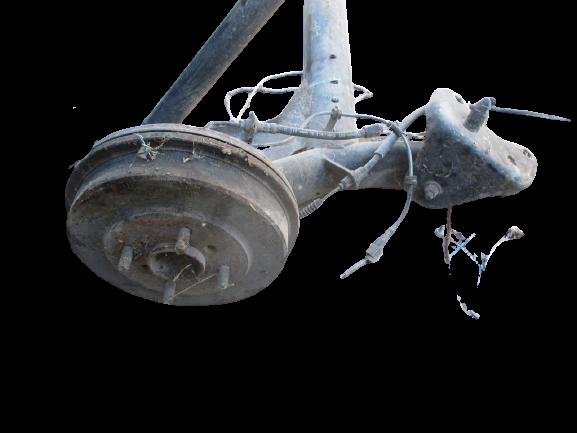 Ford Ecosport Ponte assale posteriore usato originale a tamburo annoa dal 2013 al 2020