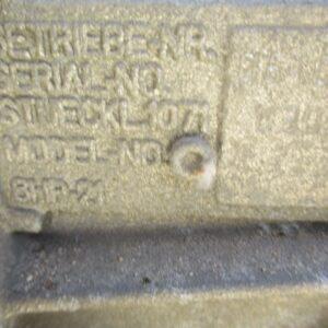 Bmw Serie 1 anno 2010 Cambio automatico 6HP-21 ZFS LU 7590133 0540625W4N HW7591971 142W4N
