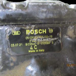 Fiat Doblò 1900 JTD turbo diesel Pompa iniezione 0445010007 cp1