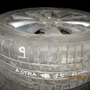 Opel Astra Station Wagon anno 2015 N°4 Cerchi in lega R17