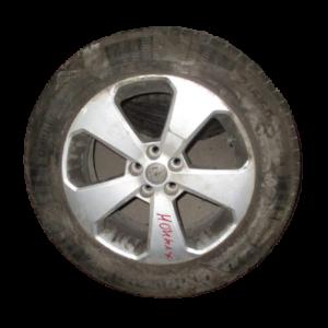 Opel Mokka X Cerchio in lega R17