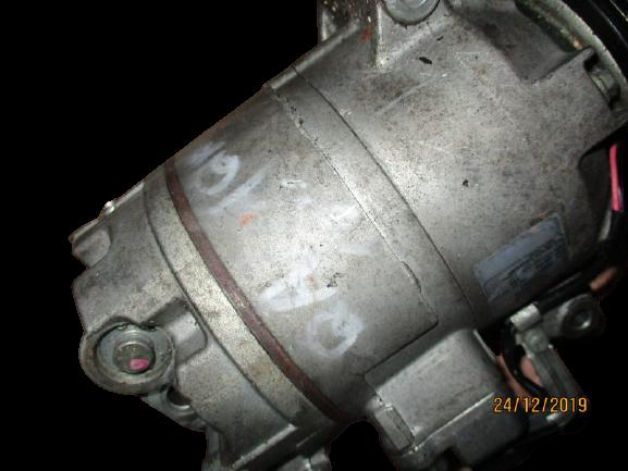 Nissan Qashqai 2000 Diesel anno  2010 Compressore aria condizionata  92600BR70A 92600BR7AA 11000824