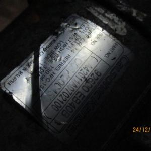 Nissan Navara anno dal 2005 al 2015 Compressore aria condizionata Calsonic Kansel 92600EB40B