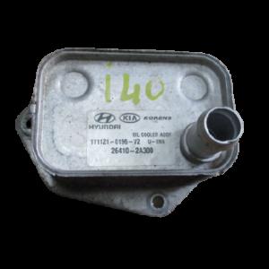HYUNDAI i20 i30 i40 ix20 ix35 KIA Rio Ceed Soul Sportage Carens Venga 1700 Diesel anno dal 2011 al 2019 Scambiatori acqua/olio Korens 11121-0196-V2 26410-2A300