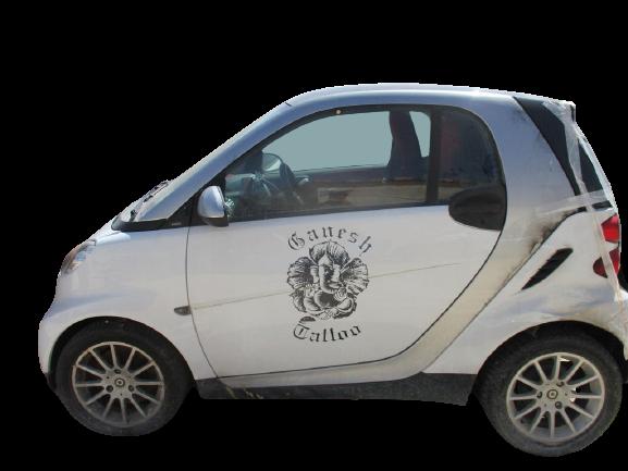 Smart ForTwo 1000 Benzina anno 2010