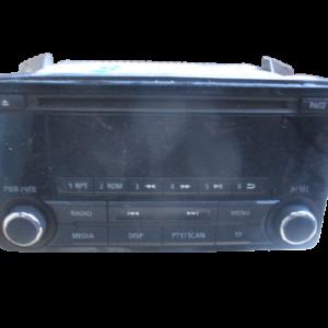 Mitsubishi ASX anno dal 2014 al 2019 Radio Stereo 8701A562 DY-1ME3R45-T-5 34U562