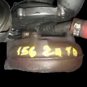 Alfa Romeo 156 Lancia Lybra 2400 Diesel anno dal 1997 al 2005 Turbina GT2256V-46769104 710811-1