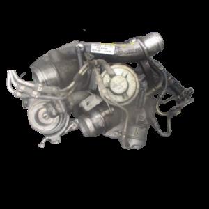 Citroen C5 C8 Peugeot 407 607  807 2000 Diesel anno dal 2008 al 2017 Turbo Biturbo  9681885680 769393-000E