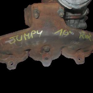 Citroen Jumpy 2000 Diesel anno 2010 Turbina 760220-3