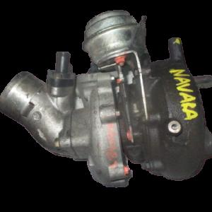 Nissan Navara  2500 Diesel Turbina GT2056V 14411ECOOC 769708-2