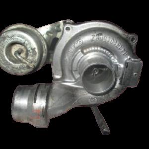 Nissan Note 1500 Diesel anno dal 2004 al 2013 Turbina 54359700012 478276H 307056