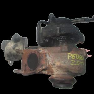 Peugeot 206 207 307 308 407 607 Citroen C4 C5 2000 Diesel anno dal 2001 al 2009 Turbina 753556-2