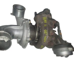 Toyota Rav 4 2000 Diesel anno 2008 Turbina 17201-26070