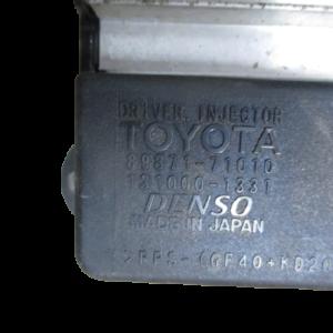 Toyota Rav4 3° serie anno dal 2006 al 2013 Centralina Candelette Denso 89871-71010 131000-1331