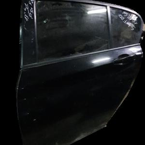 Bmw Serie 1 F20 anno dal 2011 al 2019 Porta portiera sportello posteriore sinistra nera