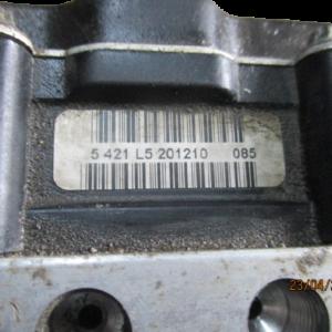 Nissan Qashqai 1500 Diesel anno dal 2007 al 2013 Abs 0265251854 0265951743