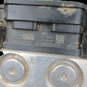 Audi A1 1400 Diesel anno dal 2010 al 2018 Abs 6C0907379L 6R0907379BA 0265956084