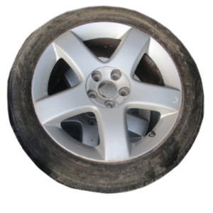 Chevrolet Cruze anno dal 2009 al 2014 4 Cerchi in lega disco 17