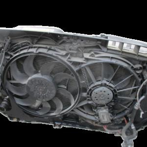 Audi A6 Station Wagon 2700 Diesel anno 2010 Elettroventole con centralina Bosch 1137328364