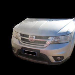 Fiat Freemont anno dal 2011 al 2016 Muso musata anteriore completa grigio metallizzato argento
