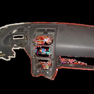 Nissan Qashqai anno dal 2006 al 2013 Kit airbag