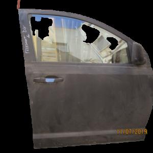 Fiat Freemont anno dal 2011 al 2015 Porta portiera sportello anteriore destra azzurra