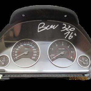Bmw Serie 3 F30 anno dal 2013 al 2019 Quadro strumenti 9232895 30506878 6804976-01