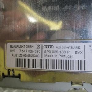 Audi A3 8P SportBack anno dal 2005 al 2013 Stereo Blaupunkt 8158647026380 8P0035186P