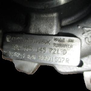 Audi A4/A5/A6 2700 4F  Diesel anno dal 2004 al 2012 Turbina 059145721D 777162-1